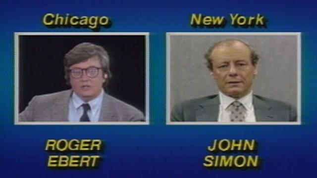 VIDEO: Gene Siskel, Roger Ebert disagree with John Simons assessment of the Star Wars trilogy.