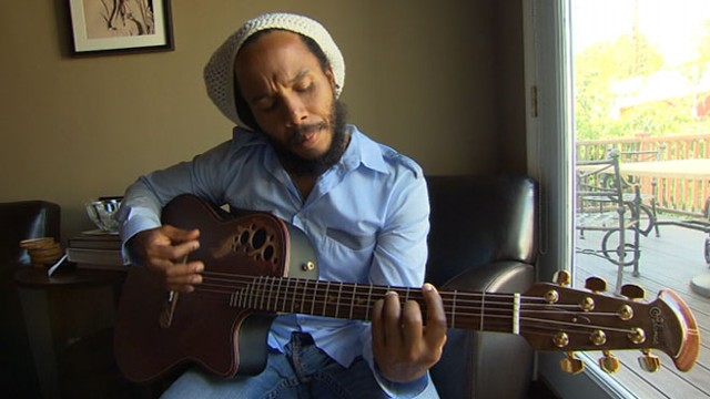 Ziggy Marley on Relationship With Father, Music