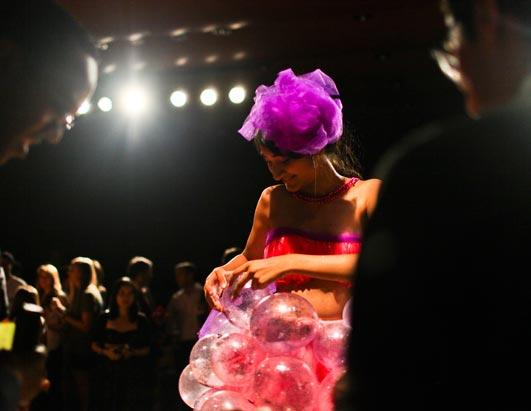 Condom Couture 2011 Raises Money to Fight HIV/AIDS 