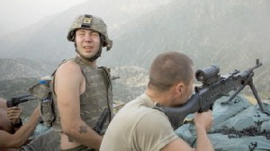 "VIDEO: Filmmakers Sebastian Junger and Tim Hetherington discuss ""Restrepo."""
