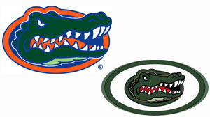 PHOTO University of Florida logo