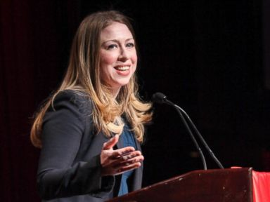 Why Chelsea Clinton Is 'Obsessed With Diarrhea'
