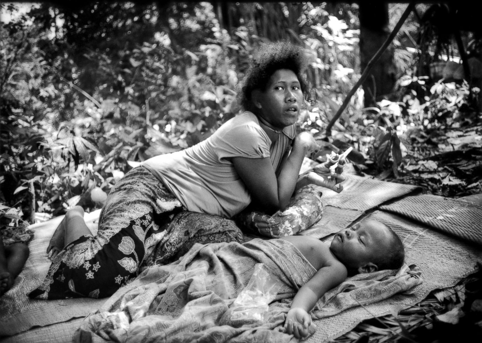 Batek People: An Endangered Tribe Faces The Loss Of Their Last Parcel Of