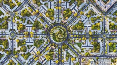 Aerial Photographer Turns Landscapes Into Art