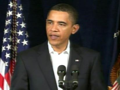ABC News video of President Obamas statement on Christmas Day terror plot.