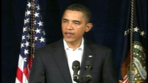 ABC News video of President Obamas statement on Christmas Day terror plot.