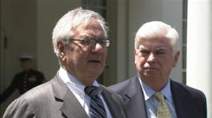 Video of Chris Dodd and Barney Frank saying they are confident the Pres. will sign the bill into law before July recess