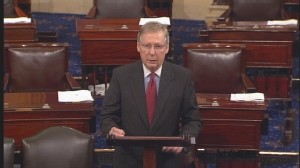 Video of Senator Mitch McConnell on the Senate floor
