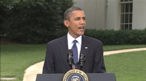 VIDEO of Obama Heralding the Passage of Wall Street Reform Bill