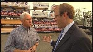 VIDEO of Jonathan Karl interviewing Rep. Mike Pence about the new republican agenda