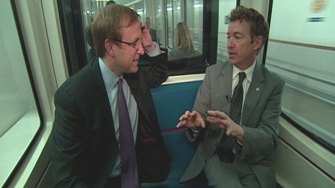 VIDEO of Senator Rand Paul being interviewed by ABC News Jonathan Karl