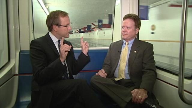 VIDEO of Senator Jim Webb on ABCs Subway Series