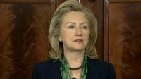 VIDEO: Hillary Clinton on OBL: Justice Has Been Served