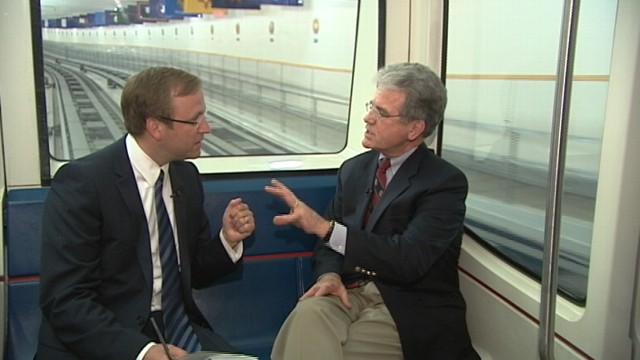 VIDEO of Tom Coburn on ABC's Subway Series 