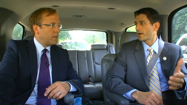 VIDEO of Chairman Rep. Paul Ryan Riding on the 'Subway Series'