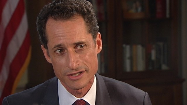 VIDEO of Rep. Anthony Weiner discussing lewd photo
