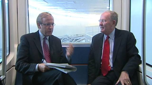 VIDEO of Sen. Lamar Alexander on ABCs Subway Series