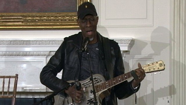 VIDEO: The White House Has Got The Blues