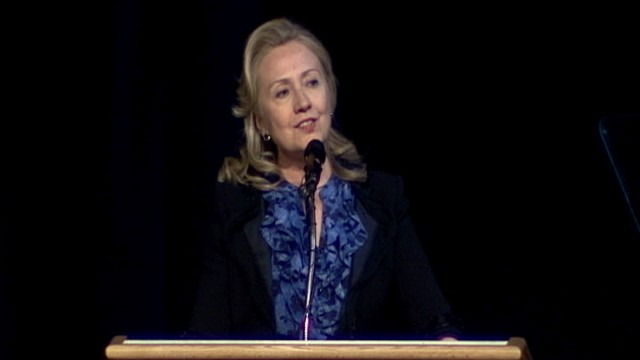 VIDEO: Clinton Recalls White House Scene During OBL Raid