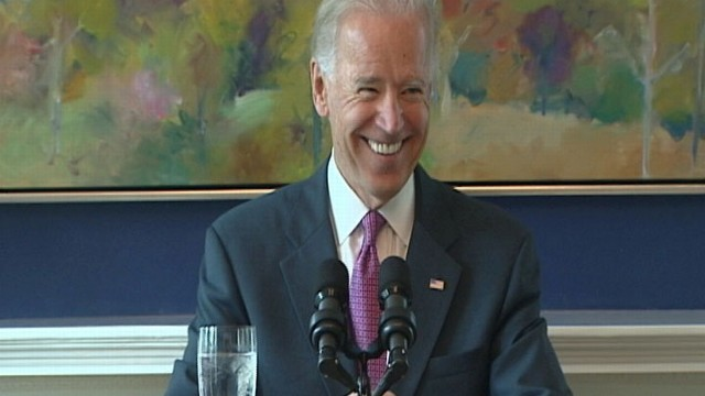 VIDEO: Biden Jokes With Guests at Cinco de Mayo Breakfast