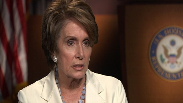 VIDEO of Minority Leader Nancy Pelosi on ABCs Subway Series