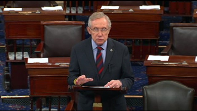VIDEO: Reid: Mitt Romney Could Be One Of Those Who Have Paid No Federal Income Tax