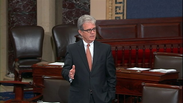 VIDEO: Sen. Tom Coburn Says He Has An Attitude Problem