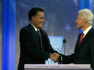 Watch: Romney Says He's Waiting For His Clinton Bounce