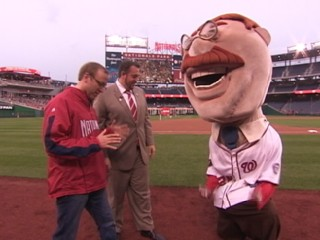 Watch: The Nats' Outtakes: Why Can't Teddy Win?