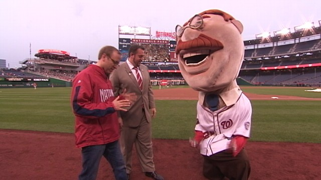 VIDEO: The Nats Outtakes: W