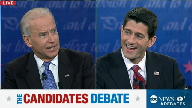 VIDEO: Biden to Ryan: 'Oh, Now You're Jack Kennedy'