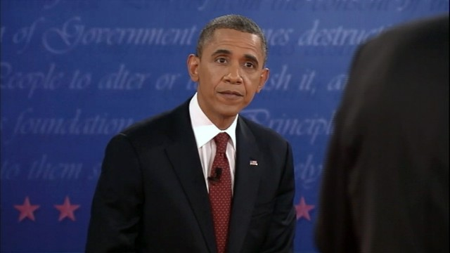 VIDEO: Obama To Romney On Rose Garden Remarks: 'Get The Transcript'