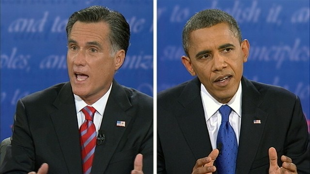 VIDEO: Obama, Romney Clash Over Status of Forces Agreement in Iraq