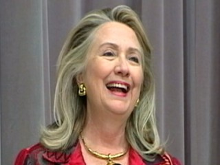Watch: Hillary Clinton Recalls Pregnancy, Creating Maternity Leave