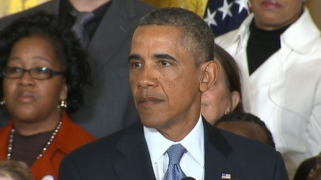 VIDEO: Obama Makes Case to Extend Long-Term Unemployment Benefits