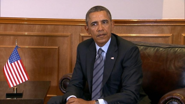 VIDEO: Obama: The Ukrainian People Are Able to Assemble Without the Fear of Repression