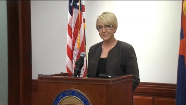 VIDEO: Arizona Gov. Jan Brewer Vetoes Religious Freedom Bill