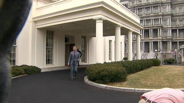 VIDEO: Lance Bass Visits The White House To Promote Obamacare