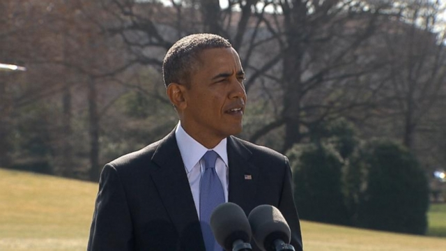 VIDEO: President Obama Imposes New Sanctions Against Russia