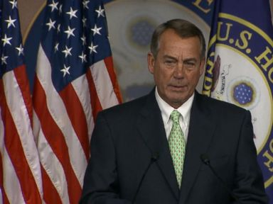 VIDEO: Boehner Responds to Holder Comments: Theres No Issue of Race Here