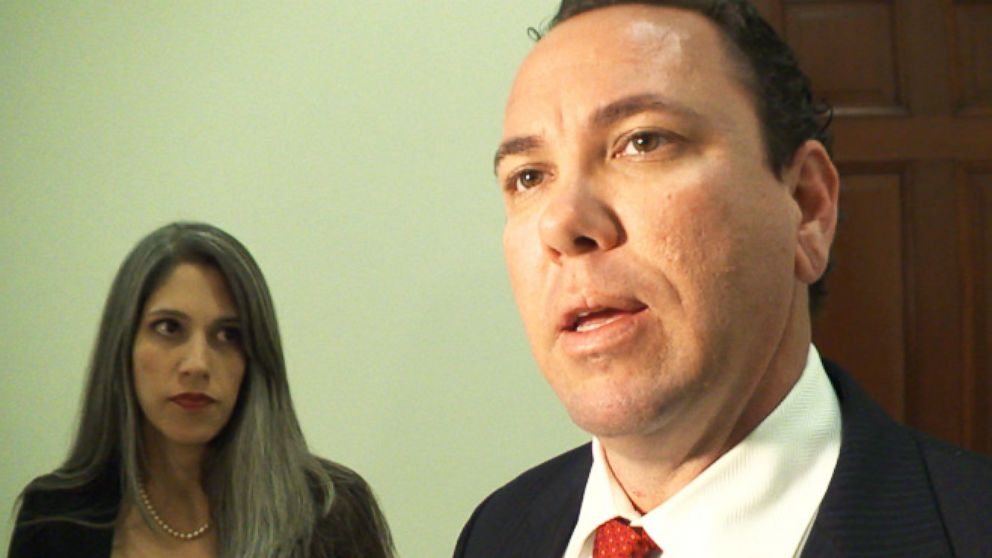 VIDEO: Rep. Vance McAllister Returns to Capitol, Vows to Finish Term