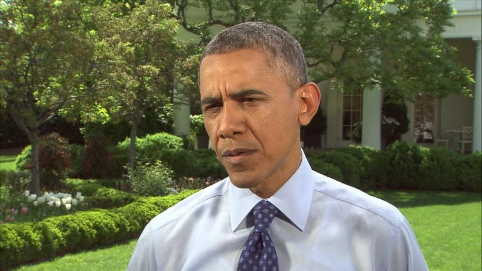 VIDEO: Obama Calls Kidnapping of Nigerian School Girls Heartbreaking, Calls for International Cooperation.
