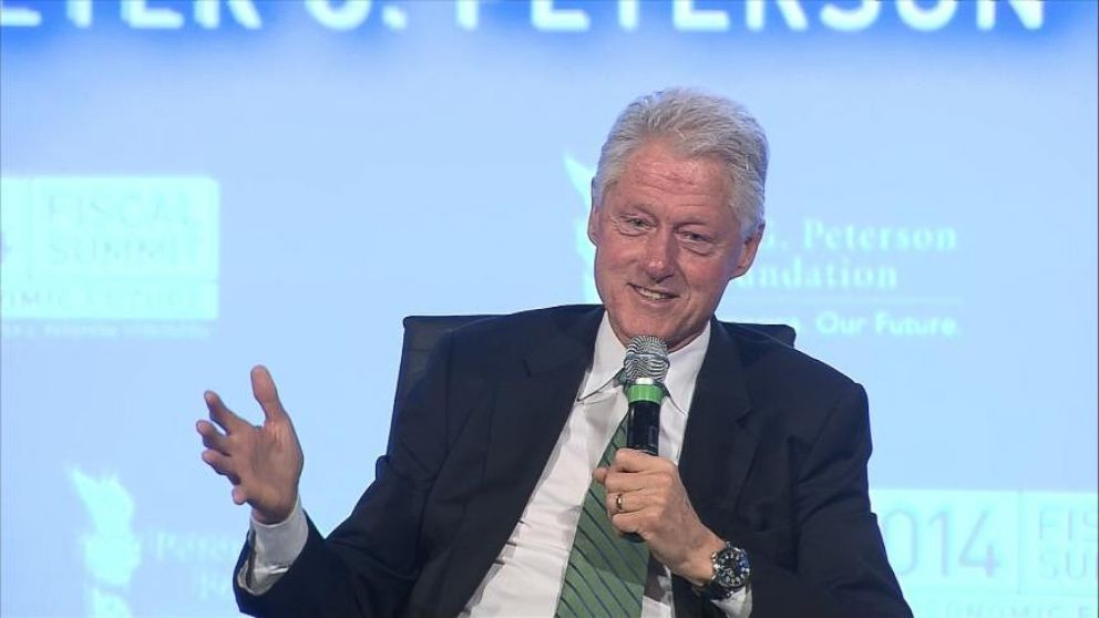 VIDEO: Bill Clinton on Hilary Brain Damage Claim: She Is In Better Shape Than I Am