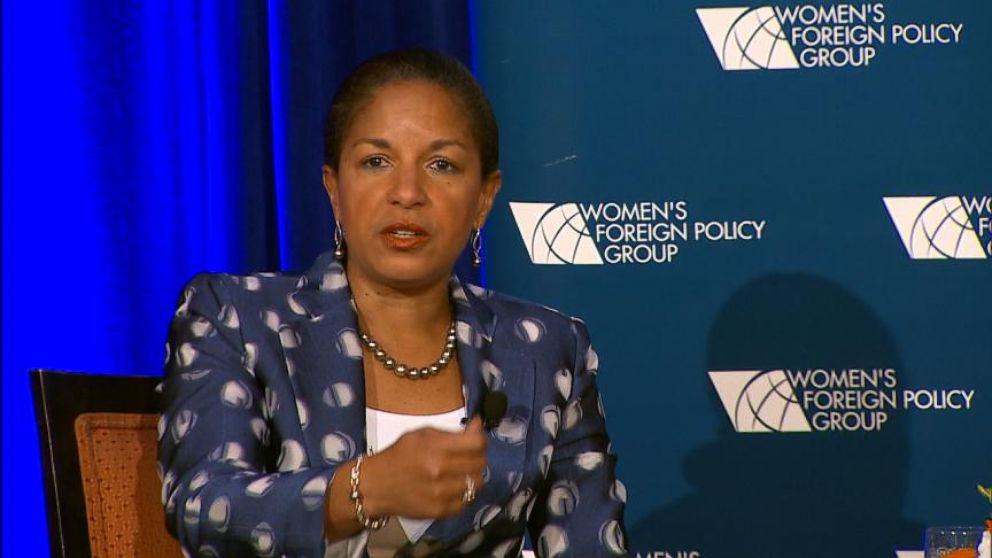 VIDEO: Susan Rice: Dang If I Know Whether More Benghazi Info Will Be Revealed
