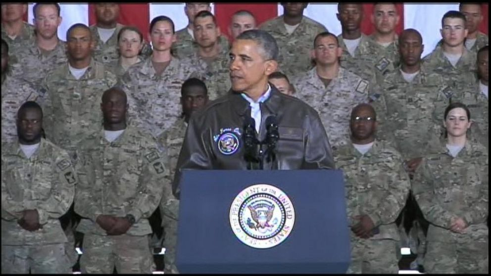 VIDEO: Obama: Our Obligations To You, Your Families Have Only Just Begun
