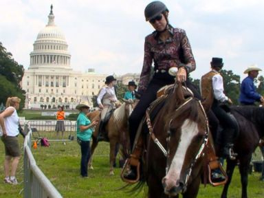 Members of Congress Tackle Horse 'Torture'