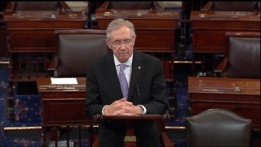 VIDEO: Harry Reid: Judge Judy Would Throw Out House GOP Lawsuit
