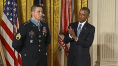 VIDEO: President Obama Awards Medal of Honor to Afghan War Hero