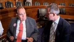 "VIDEO: ""Its easy to criticize...you need to compromise sometimes,"" Dole, 91, told ABC News Jeff Zeleny."