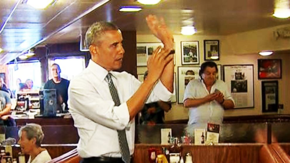 VIDEO: Obama Admits His Basketball Game Is Broke